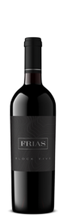 2018 FRIAS Family BLOCK FIVE 750ml